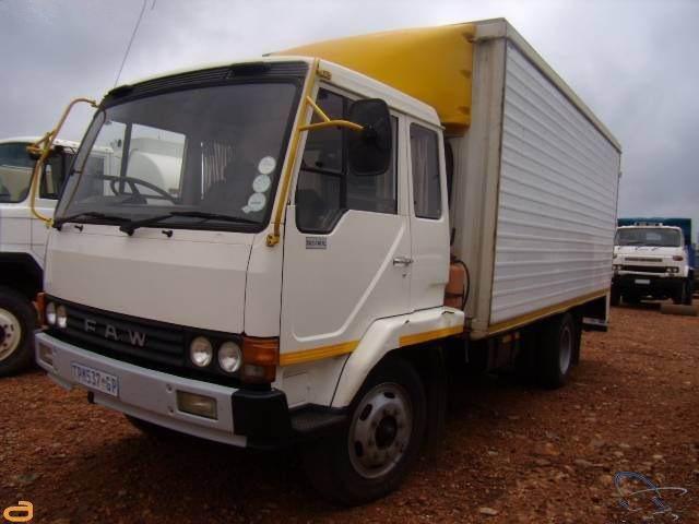 FAW truck