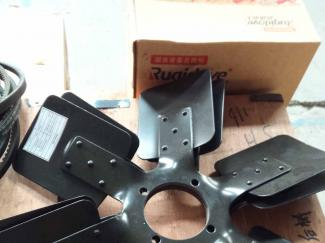 3065358 / 4931780 / C4931780, FAN BLADE, DONGFENG PARTS