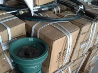 EQ2100E6D, WATER PUMP, DONGFENG TRUCK PARTS