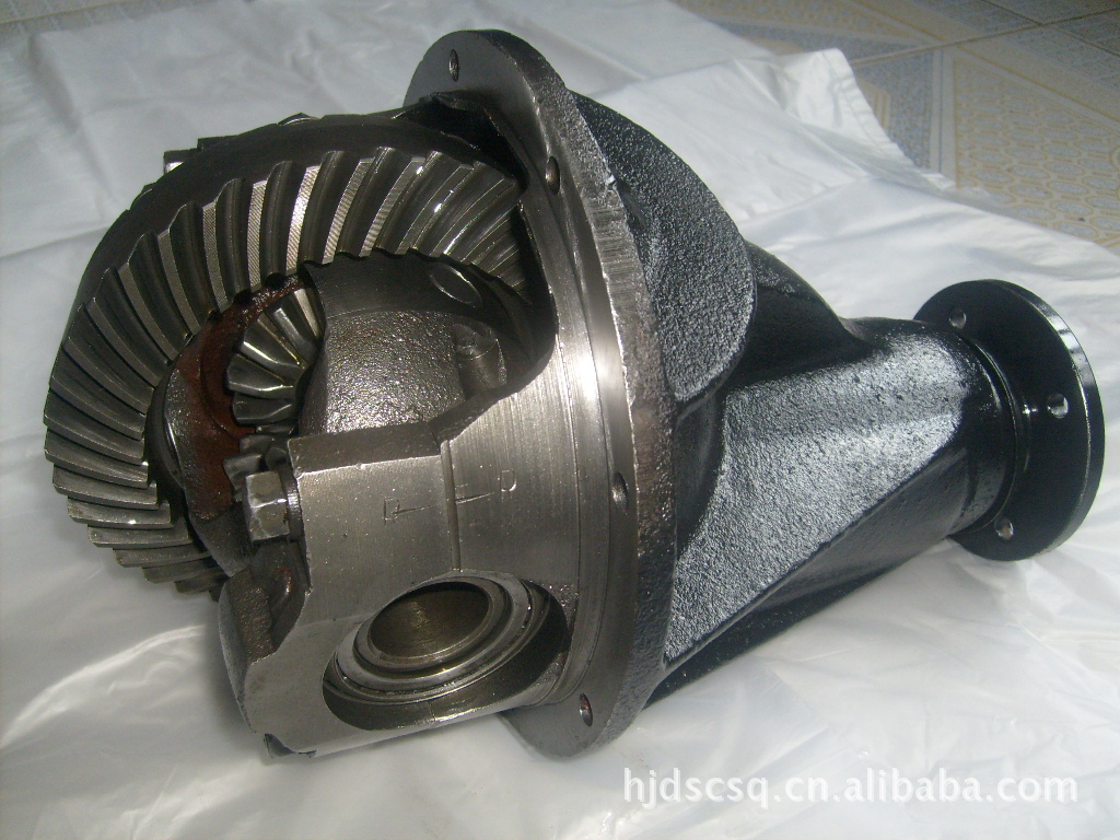 DIFFERENTIAL, 2510ZHS01-410, DONGFENG TRUCK PARTS