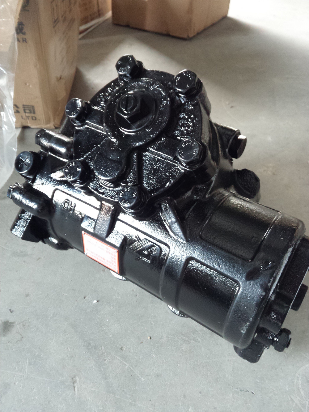 STEERING BOX, 3401010-T3800, DONGFENG TRUCK PARTS