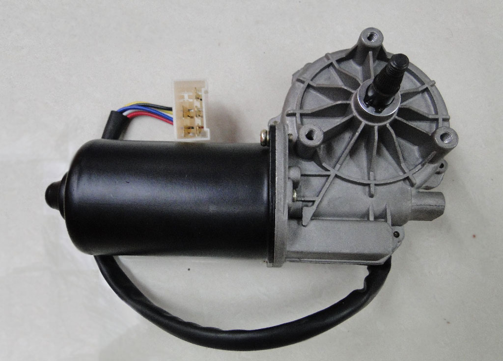 WIPER MOTOR, 3741010-C0100, DONGFENG TRUCK PARTS