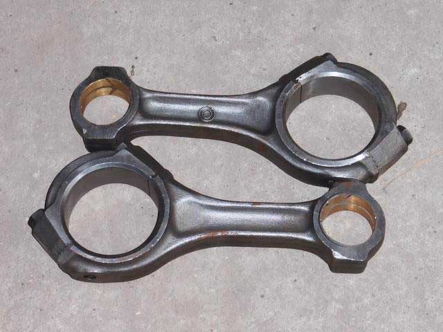 CONNECTING ROD, 4941323, DONGFENG PARTS