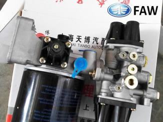 3515010-367, AIR DRYER UNIT WITH VALVES, FAW PARTS