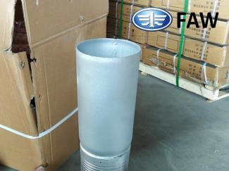 EXHAUST TUBE, FAW TRUCK SPARE PARTS