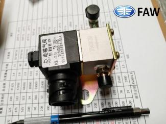 3754020-260, MAGNETIC AIR VALVE, FAW PARTS