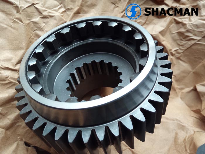 DRIVING GEAR OF DEPUTY BOX, SHACMAN TRUCK PARTS