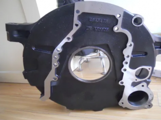 DONGFENG CUMMINS PARTS,FLYWHEEL HOUSING COVER, 3966571